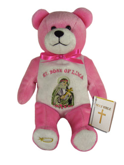 St. Rose of Lima Holy Bear - TXSTROLI