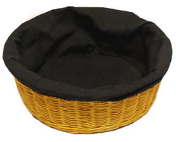 Removable Basket Liners for Collection Baskets - 3 Colors Available