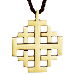 Jerusalem Cross  - XW326