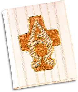 Book Cover  White ALpha & Omega - WN3334
