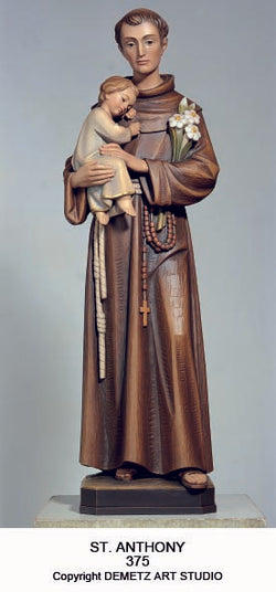 St. Anthony with Child - HD375