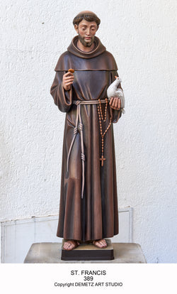 St Francis of Assisi - HD389