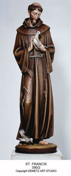 St Francis of Assisi - HD3902