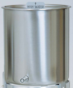Stainless Steel Holy Water Tanks - MIK447