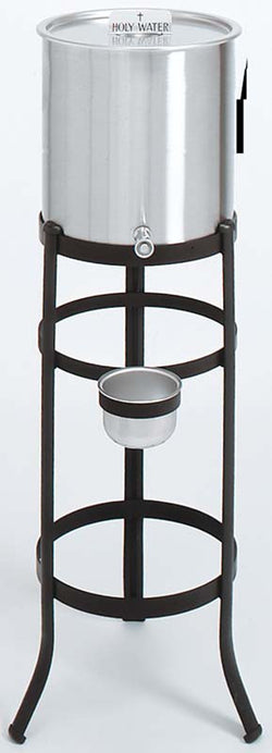 Holy Water Tank and Stand - MIK445