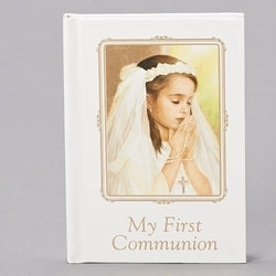 Girl Prayer Book - LI40009