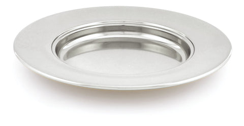 Communion Bread Plate in Chrome - EURW405CH
