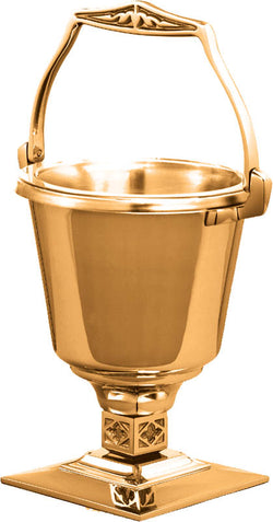 Holy Water Pot with Sprinkler-JL408-29