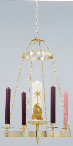 Advent Wreath - MIK557