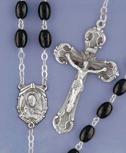 Traditions Rosary Black - HX41109