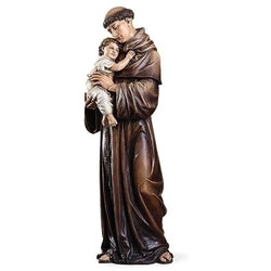 "37"" St. Anthony Statue - LI41396"