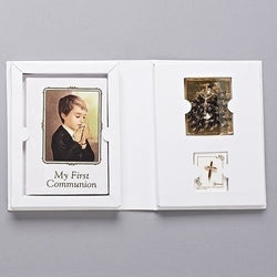 Boy Communion Folder Set - LI42658