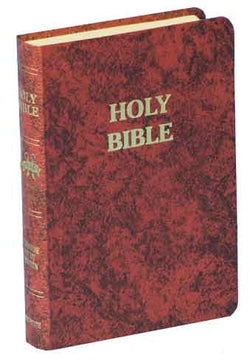 Fireside Study Bible-Flexible Cover-FI4268