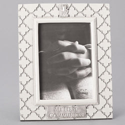"10.25""H COMMUNION FRAME - LI44031"