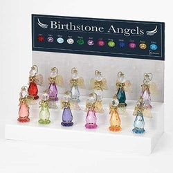 Birthstone Angel Ornament - LI44300