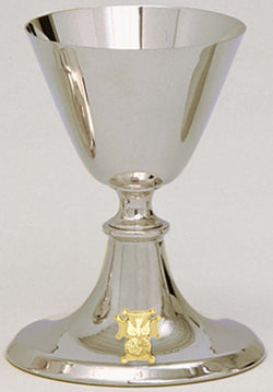 Knights of Columbus Chalice - MIK85