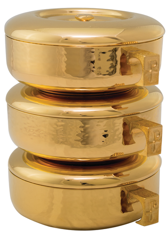 Stacking Ciboria Gold - EG446G