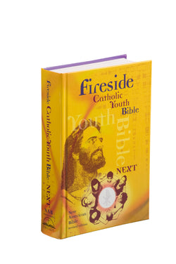 Fireside Catholic Youth Bible NEXT NABRE Hardcover-FI4596
