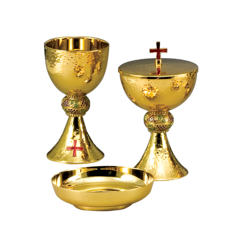 DO469 - Chalice and Bowl Paten