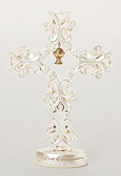 "9.5"" COMMUNION TABLE CROSS - LI47804"