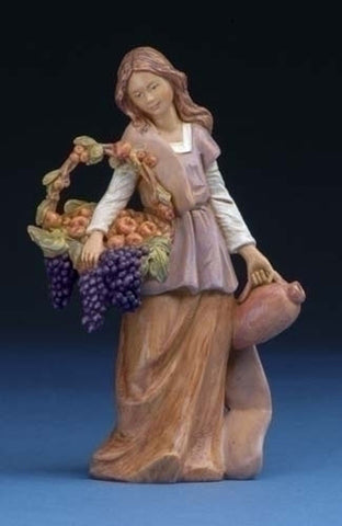 Bethany Woman W/ Grapes - LI57526