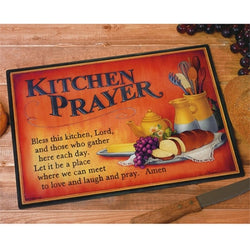 Kitchen Prayer - Cutting Board  - GE54729