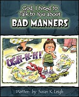 God, I need to talk to you about Bad Manners - GJ562342
