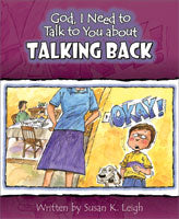 God, I need to talk to you about Talking Back - GJ562496