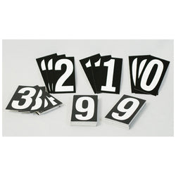 Hymn Board Numbers - DO9100