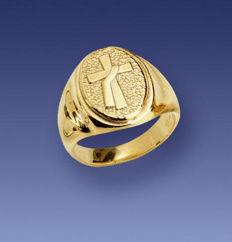 Deacon 14k Gold Ring - DO4427