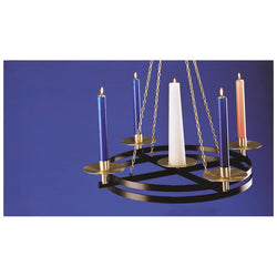 Hanging Advent Wreath - DO3904
