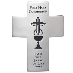 "7"" COMMUNION WALL CROSS - LI63697"