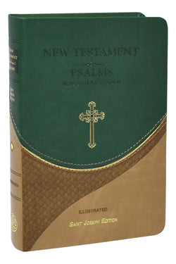 St. Joseph Edition N.C.V. New Testament and Psalms-GF64719GN