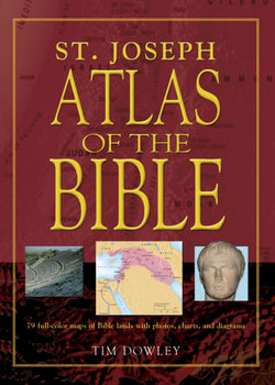 Atlas of the Bible-GF65504