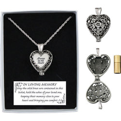 Always in My Heart Memorial Locket - GEAL101