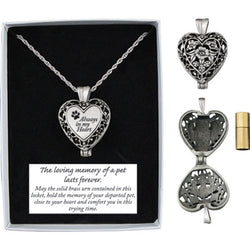Always In My Heart Pet Locket - GEAL103