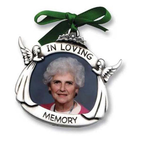 In Loving Memory Angel Photo Frame - GECO621