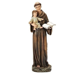 "10"" St. Anthony Statue - LI66180"