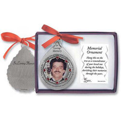 In Loving Memory Frame Ornament - GECO751