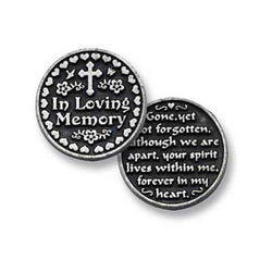 In Loving Memory Pocket Token - GEPT141