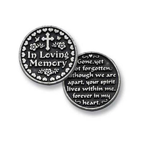In Loving Memory Pocket Token - GEP141