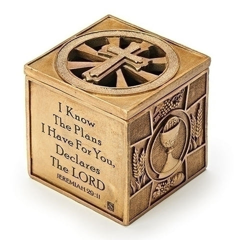 Multi Sacrament Keepsake Box - LI66877
