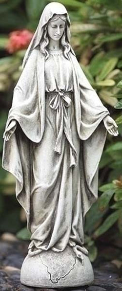 Our lady of Grace Garden Figure - LI63667