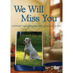 We Will Miss You (DVD) - ZT11617