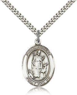 St. Hubert of Liege Medal - FN7045SF24S