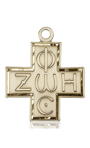Light & Life Cross Medal - FN6075KT