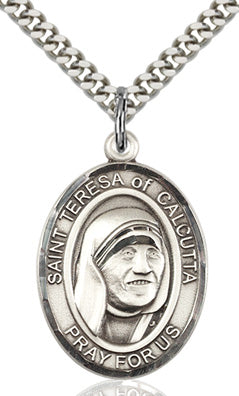 Saint Teresa of Calcutta Medal - FN7295SS24S