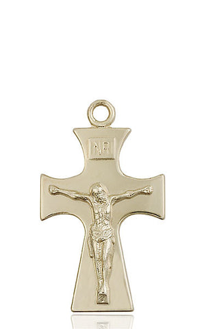 Celtic Crucifix Medal - FN5674KT