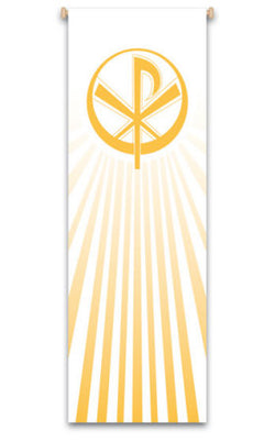 Chi Rho Banner - WN7112 or WN7212