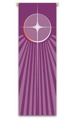 Advent Star Banner - WN7220